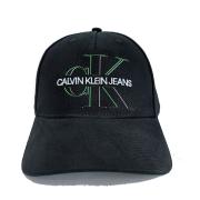 Boné Calvin Klein Jeans Aba Curva Bordado Institucional