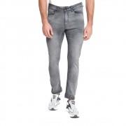 Calça Jeans CKJ FIVE POCKETS ATHLETIC TAPER - CINZA MÉDIO