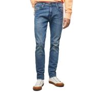 Calça Jeans Diesel Thommer-C Slim Skinny