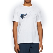 Camiseta Hugo Boss Estampada