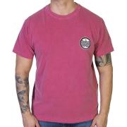 Camiseta Osklen Stone Osk Patch - Vermelho