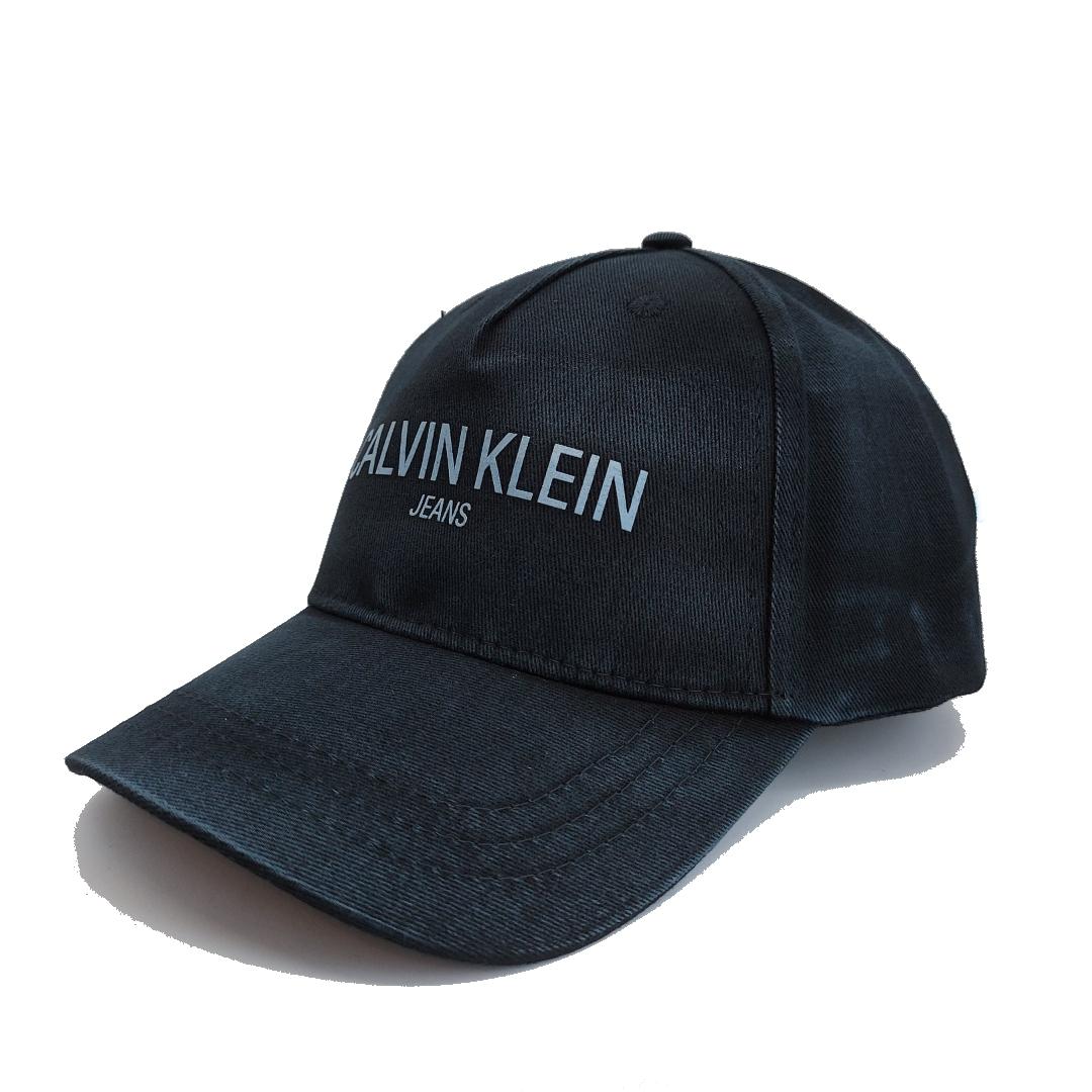 Boné Calvin Klein Jeans Aba Curva Institucional Estonado