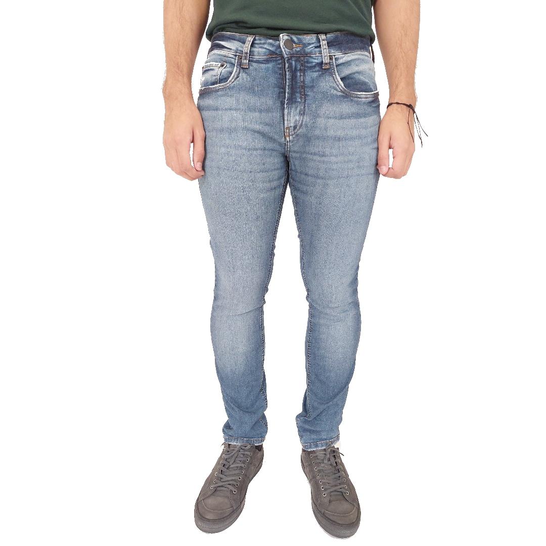 Calça Calvin Klein Jeans Skinny Premium Strech