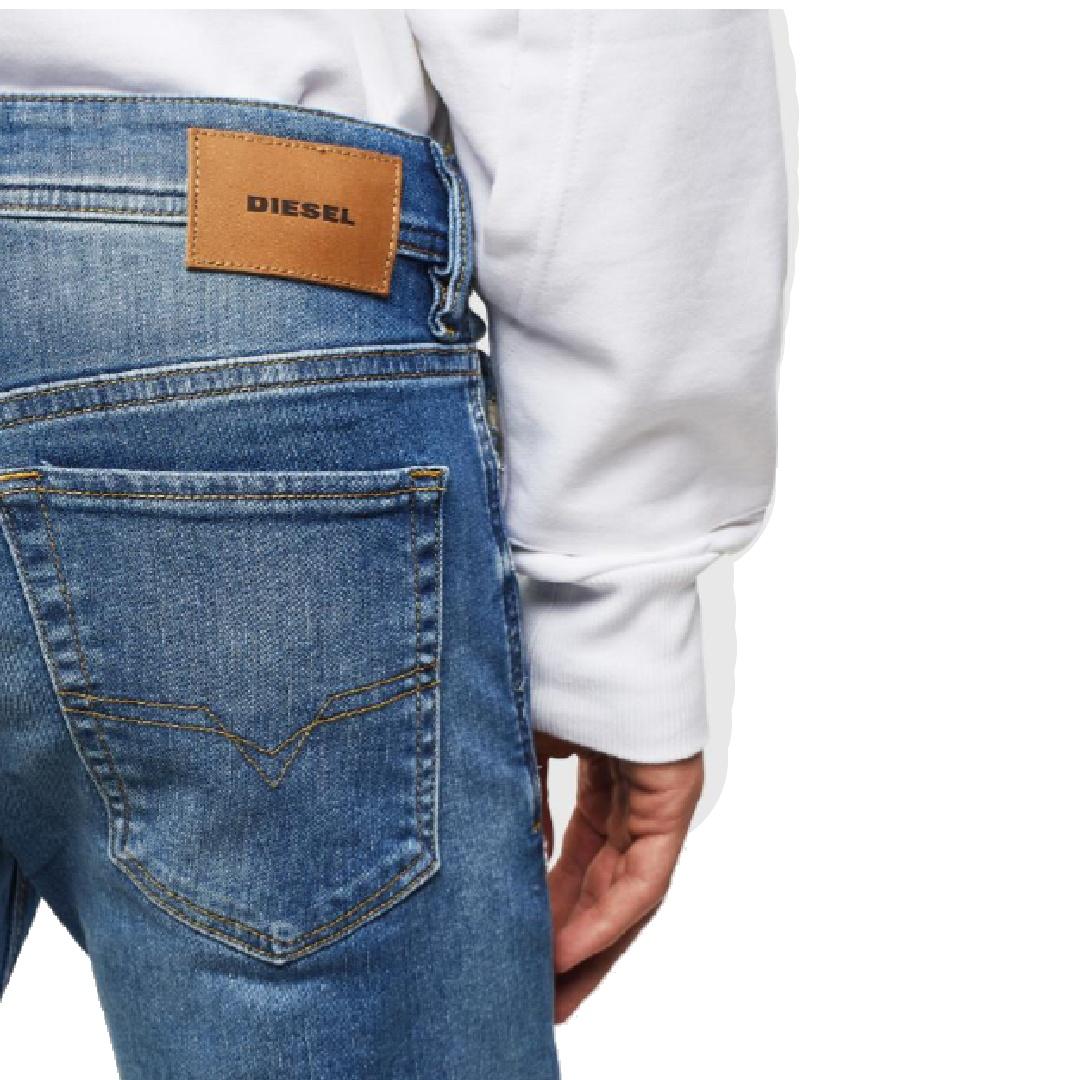 Calça Diesel Sleenker-X Slim Skinny