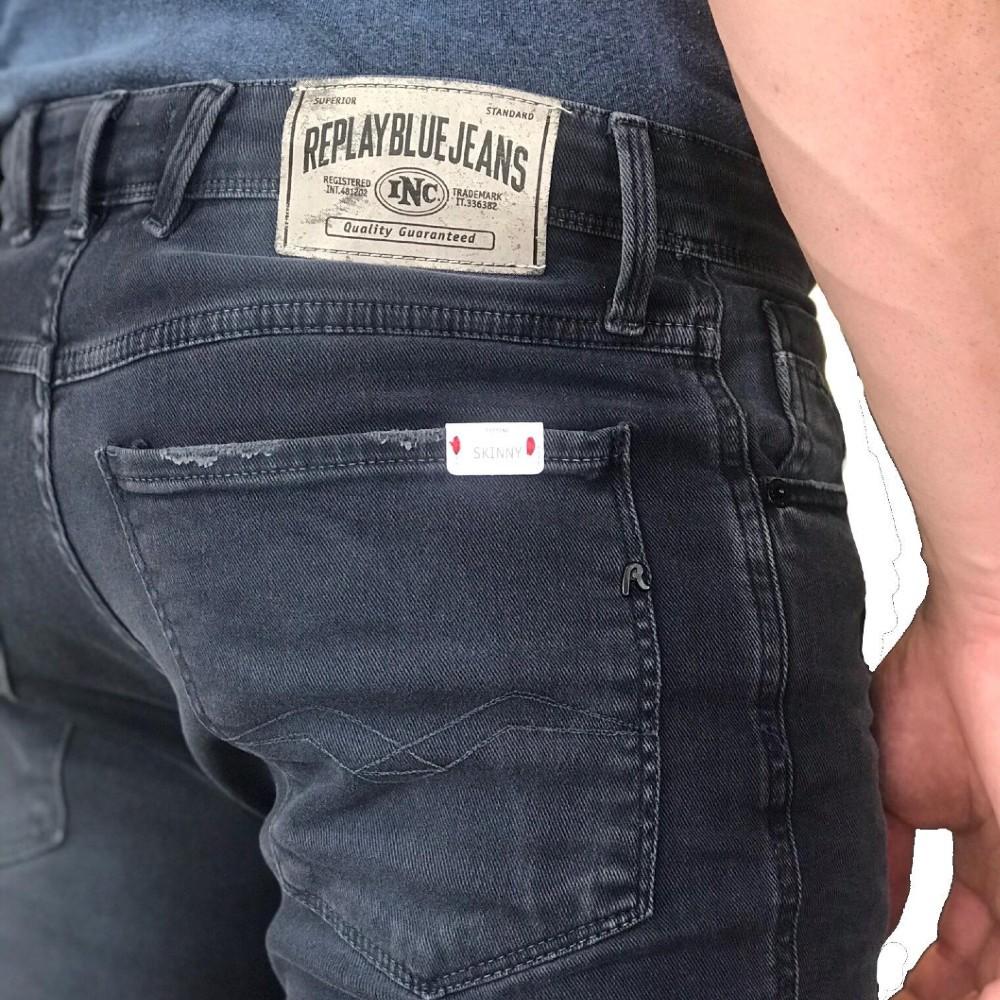 Calça Jeans Replay Skinny