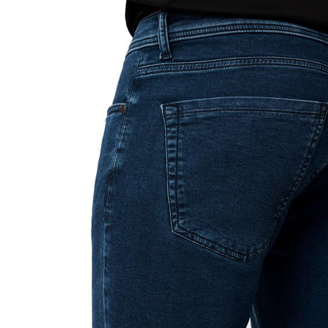 Calça Ricardo Almeida Jeans Regular Moletom