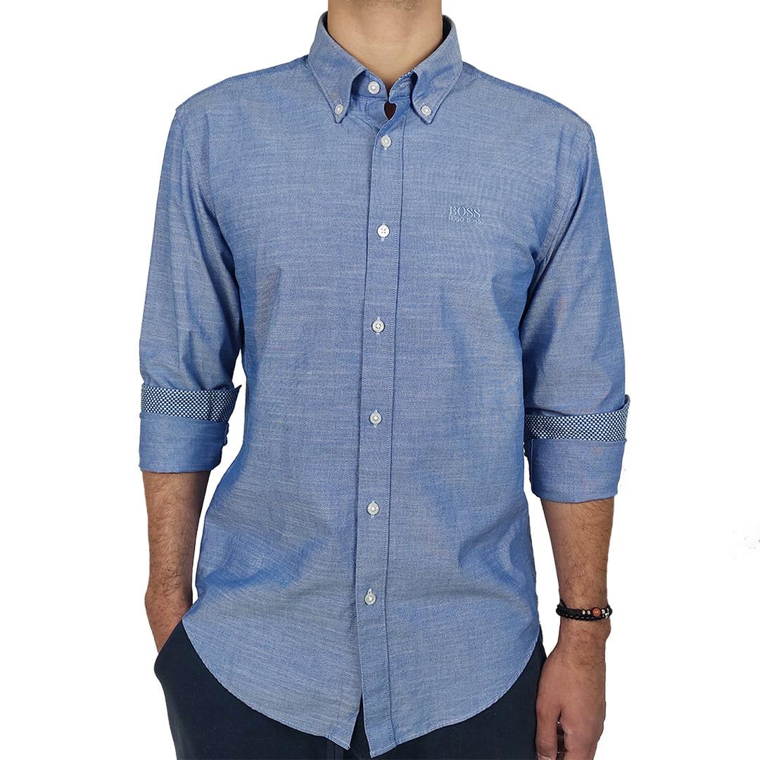 Camisa Hugo Boss Slim Fit