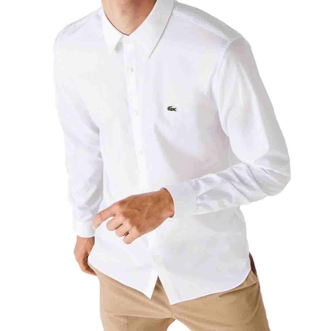 Camisa Lacoste  Manga Longa