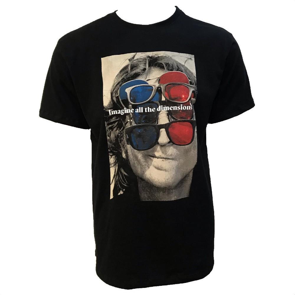 Camiseta Algodão Orgânico Reserva Estampada Dimensions Vj