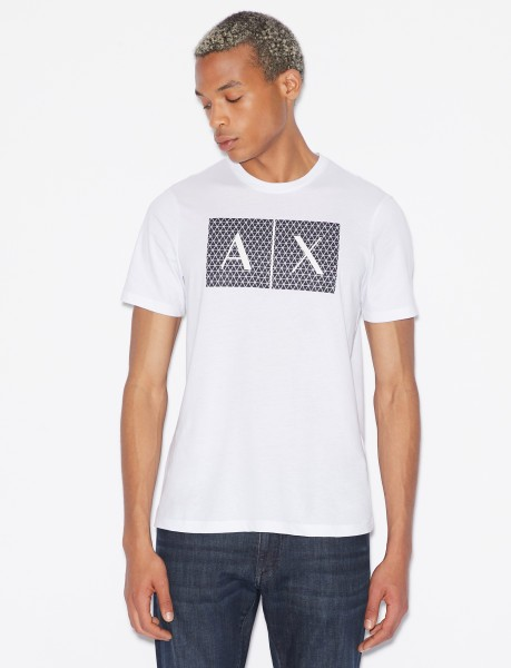 Camiseta Armani Exchange Slim Fit