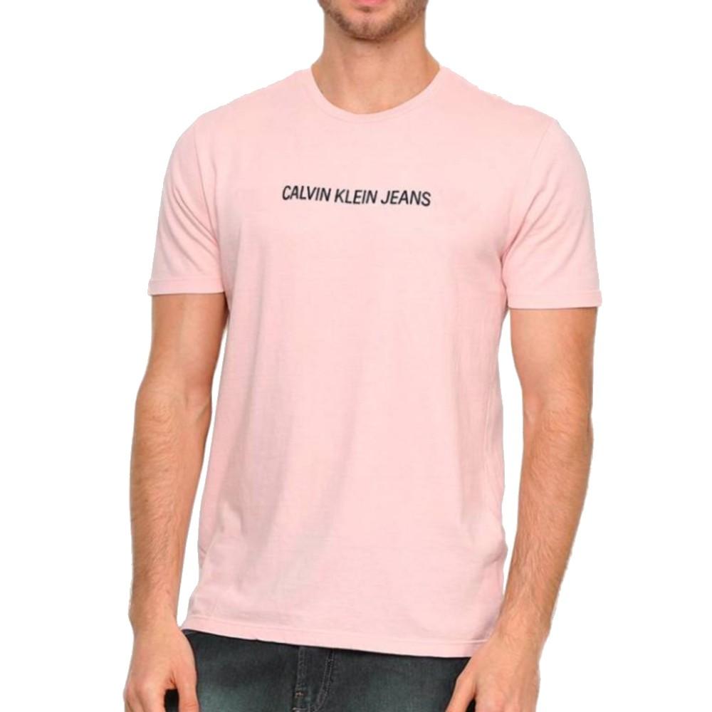 Camiseta Calvin Klein Institucional