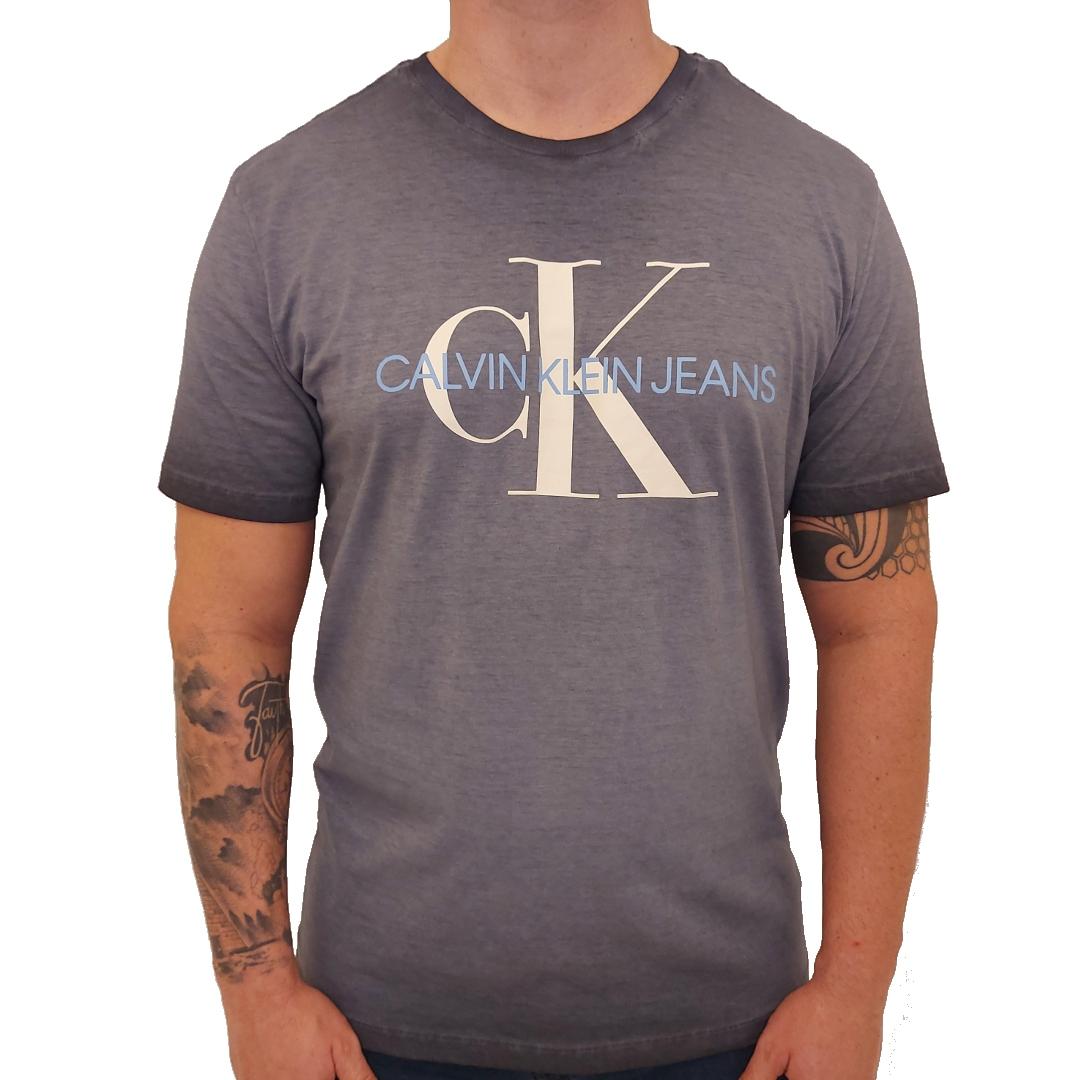 Camiseta Calvin Klein Jeans Estonada Institucional