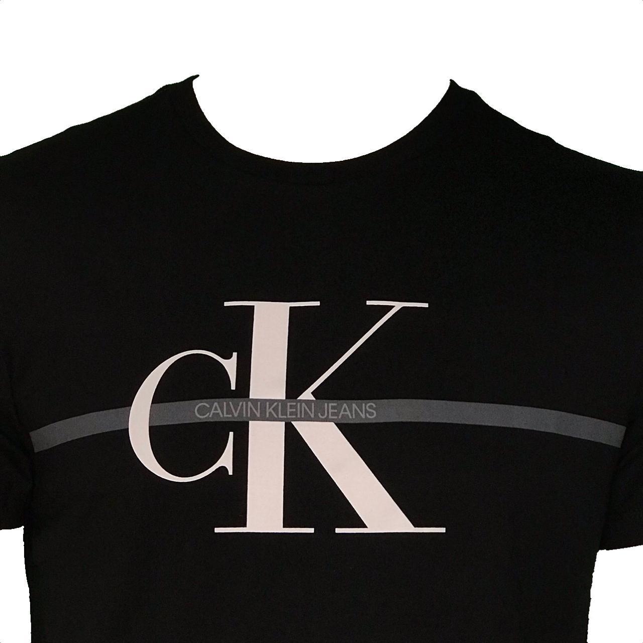 Camiseta Calvin Klein Jeans Institucional Logo