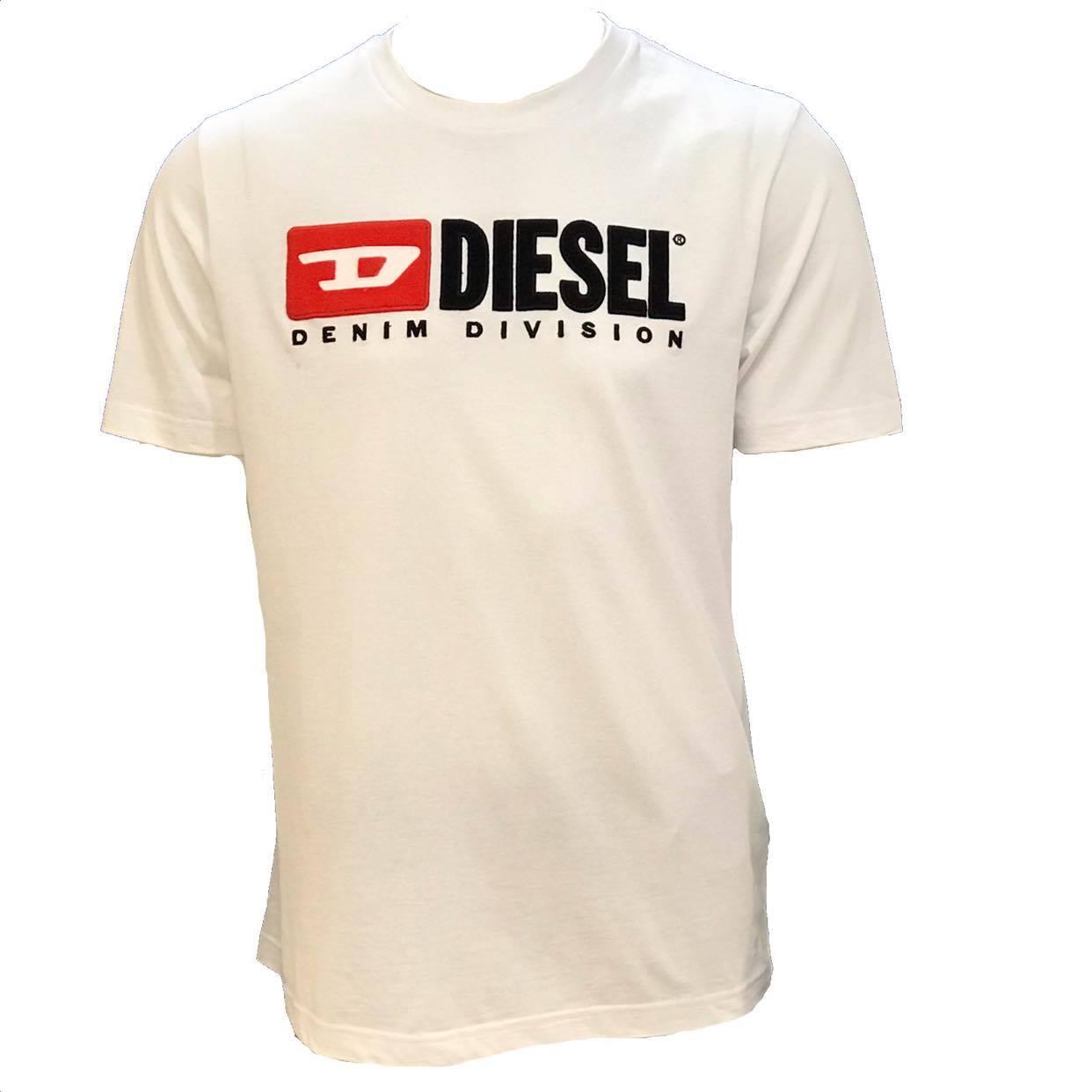 Camiseta Diesel Bordada