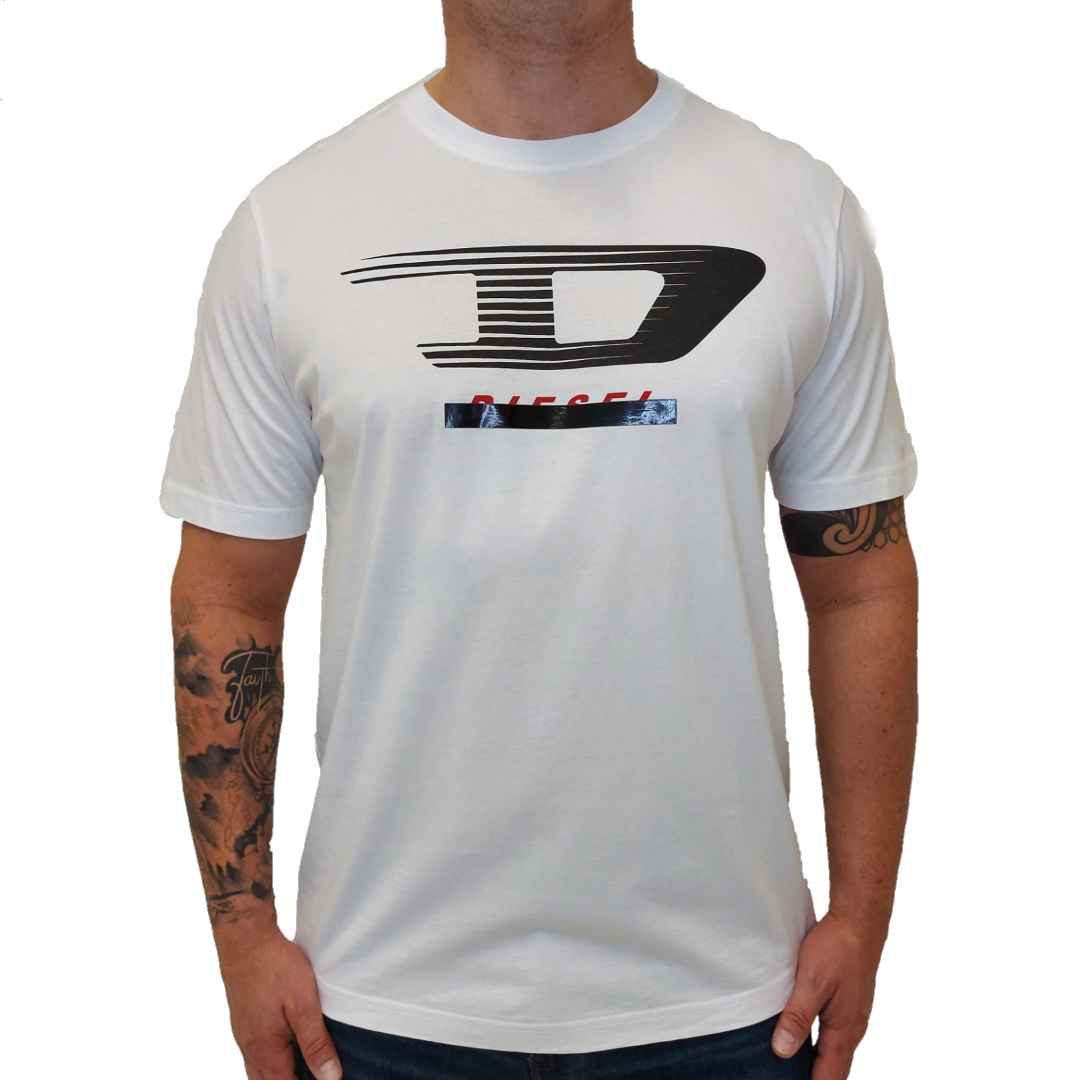 Camiseta Diesel Just Logo