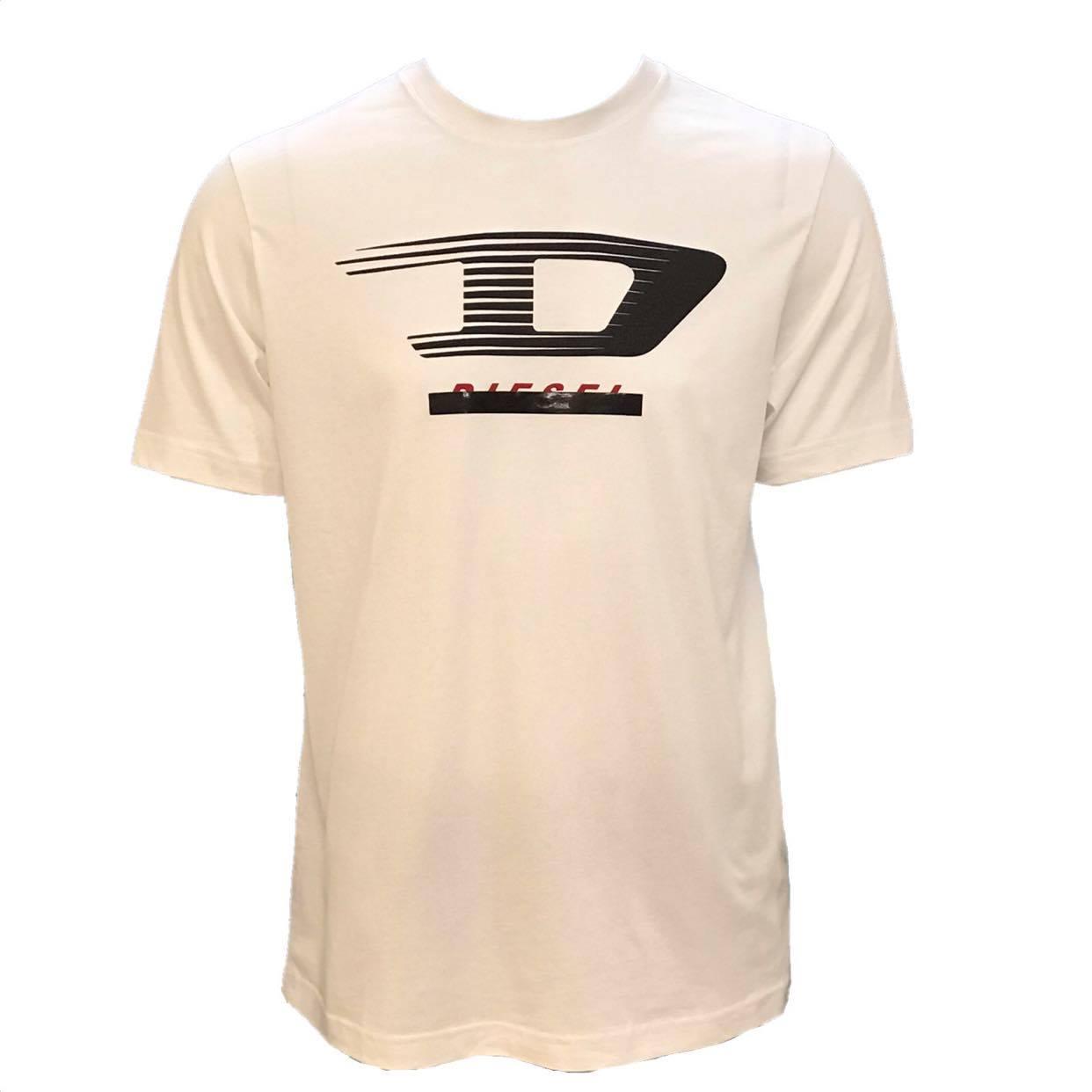 Camiseta Diesel Just Logo