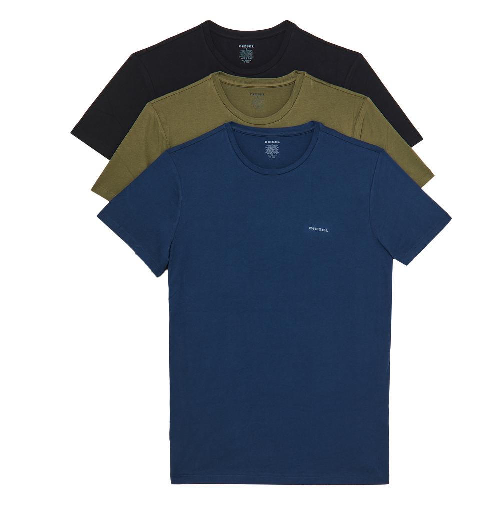 Camiseta Diesel kit com 03