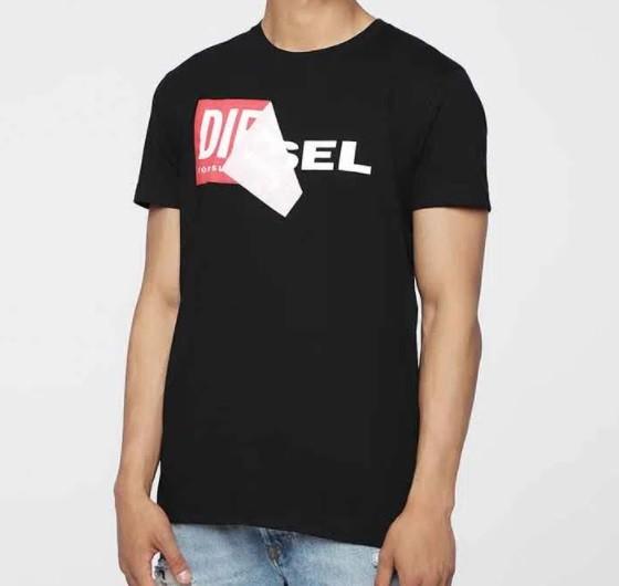 Camiseta Diesel T-Diego-QA