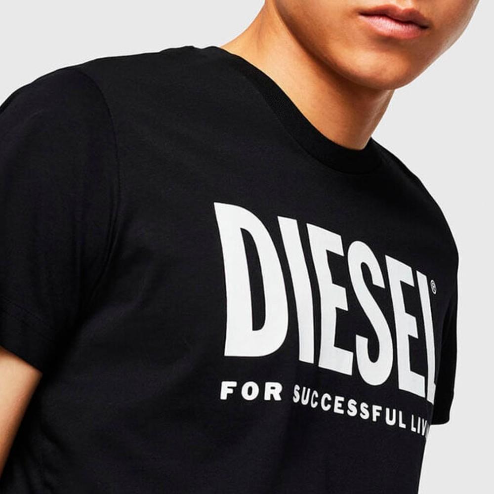 Camiseta Diesel T-Just-Logo