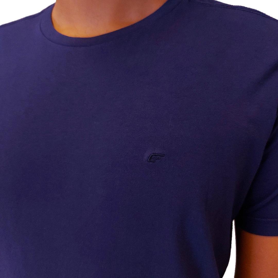 Camiseta Ellus Básica Manga Curta