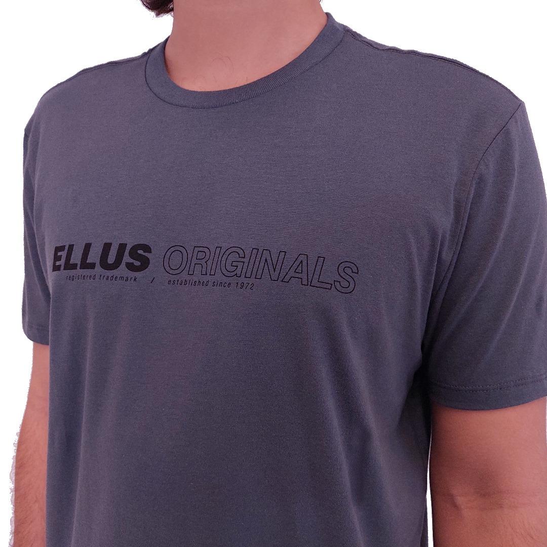 Camiseta Ellus Originals Manga Curta