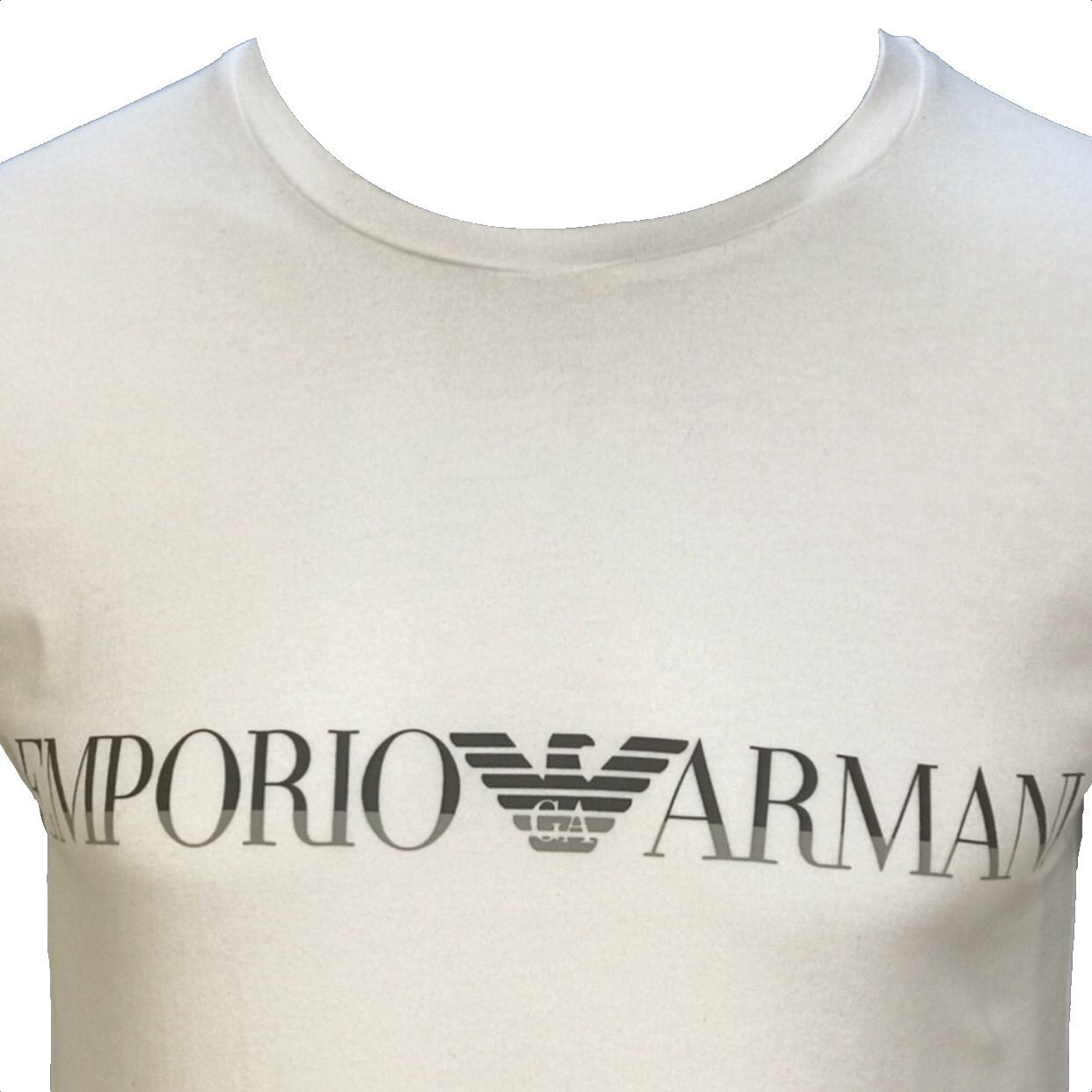 Camiseta Emporio Armani Underwear Institucional