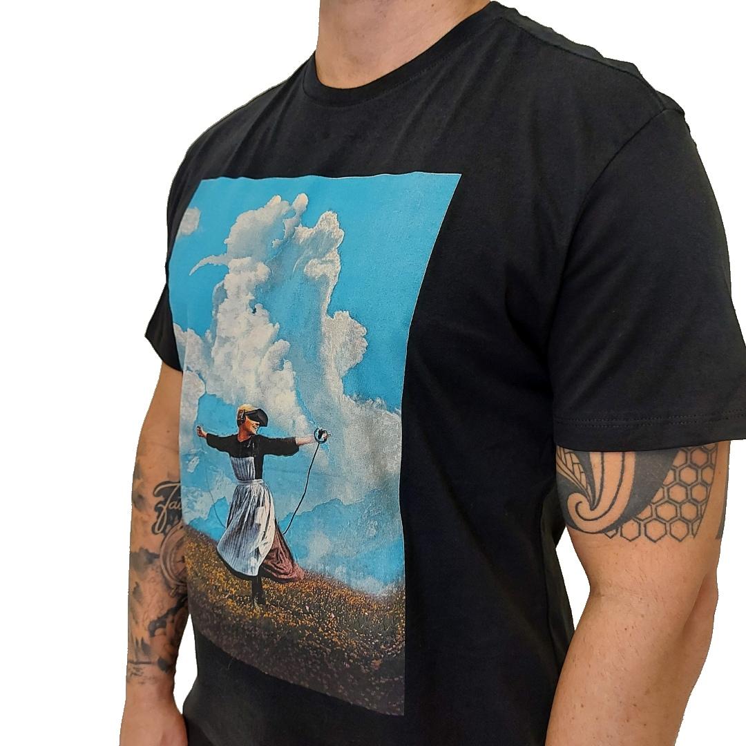 Camiseta estampada Reserva walk in heaven