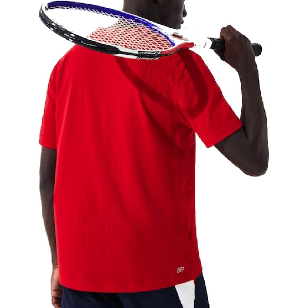 Camiseta Lacoste Sport Ultra Dry