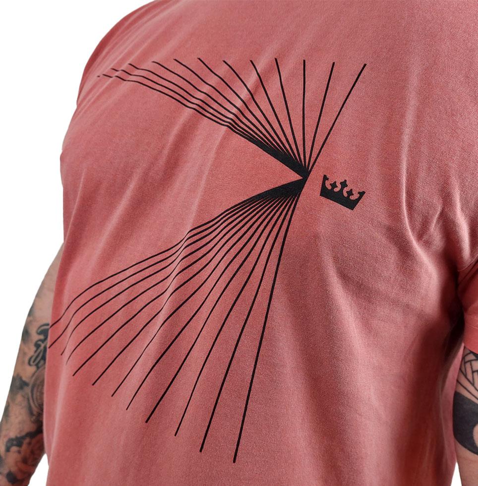 Camiseta Osklen Regular Stone