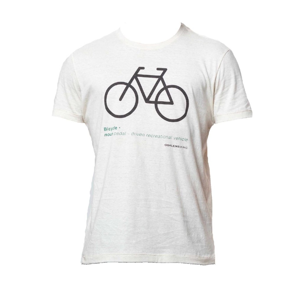 Camiseta Osklen Bike Chain