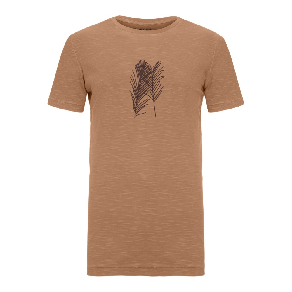 Camiseta Osklen Rough Palm Traces