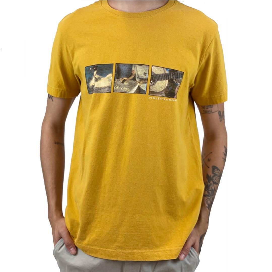 Camiseta Osklen Surfing Analogue