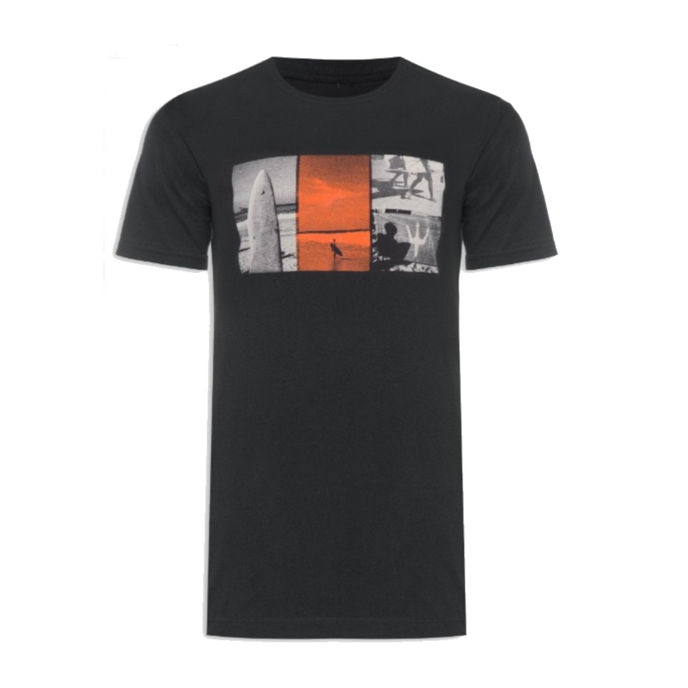 Camiseta Osklen Vintage Surf Blocks