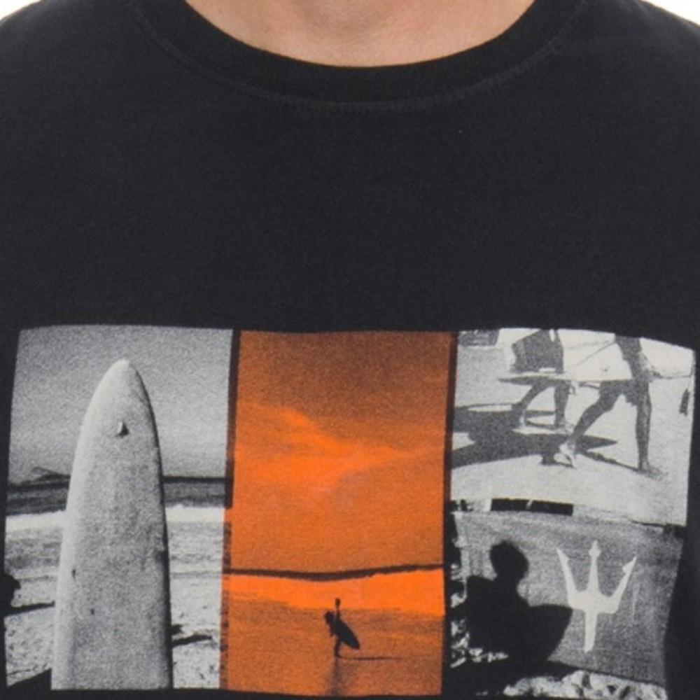 Camiseta Osklen Vintage Surf Blocks