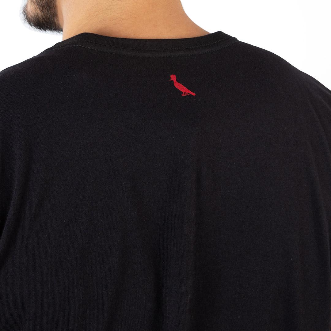 Camiseta Reserva Pica Pau Tetris