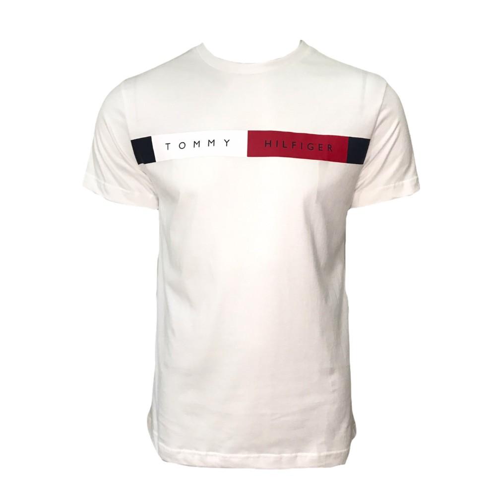 Camiseta Tommy Hilfiger Block tee