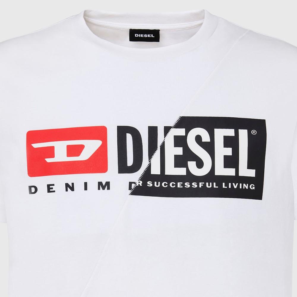 Diesel Camiseta Diesel com estampa de logo