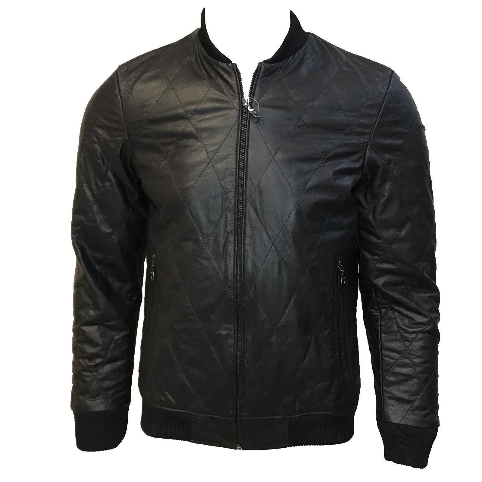 Jaqueta de Couro Quadra 10 350