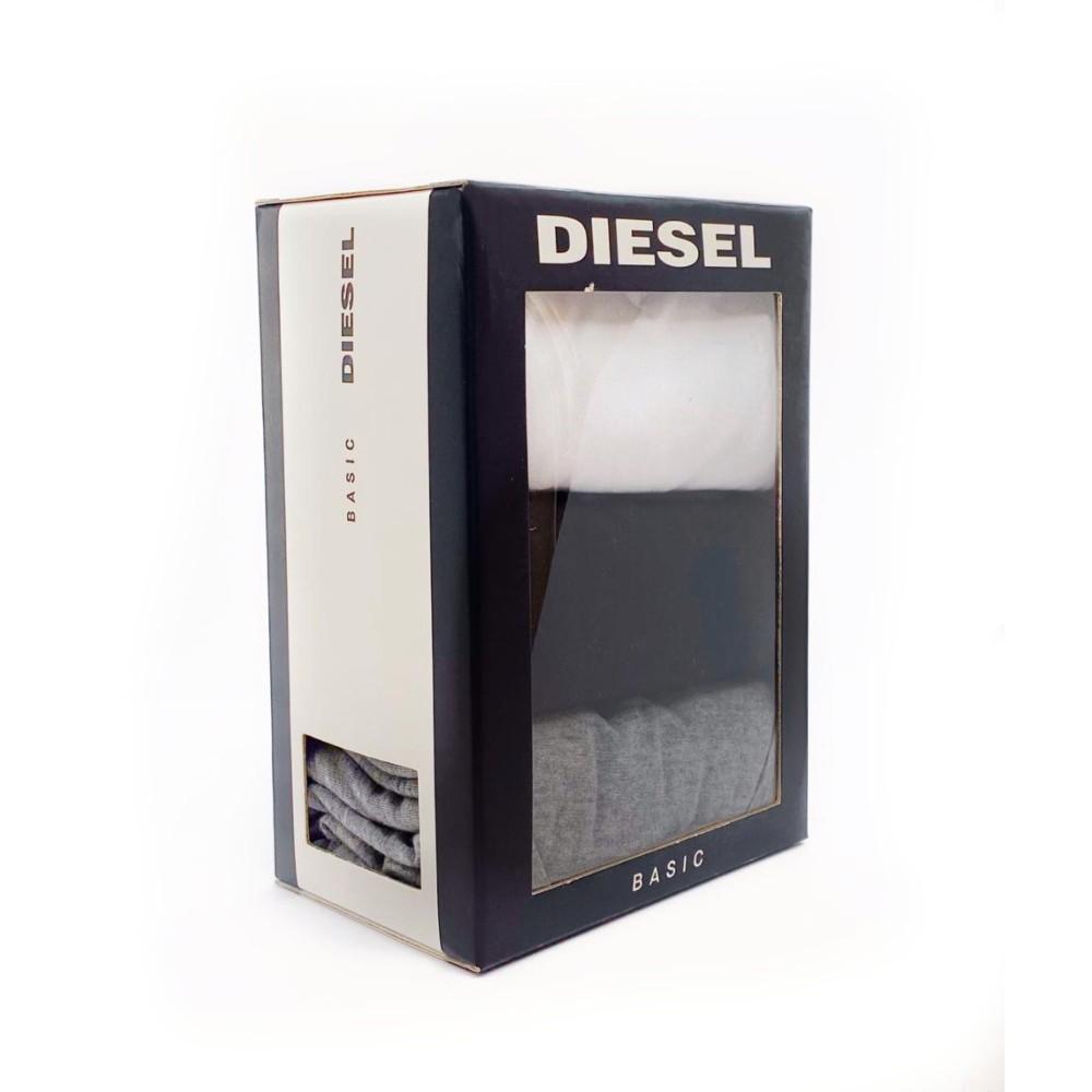 Kit Com Três Camisetas Diesel