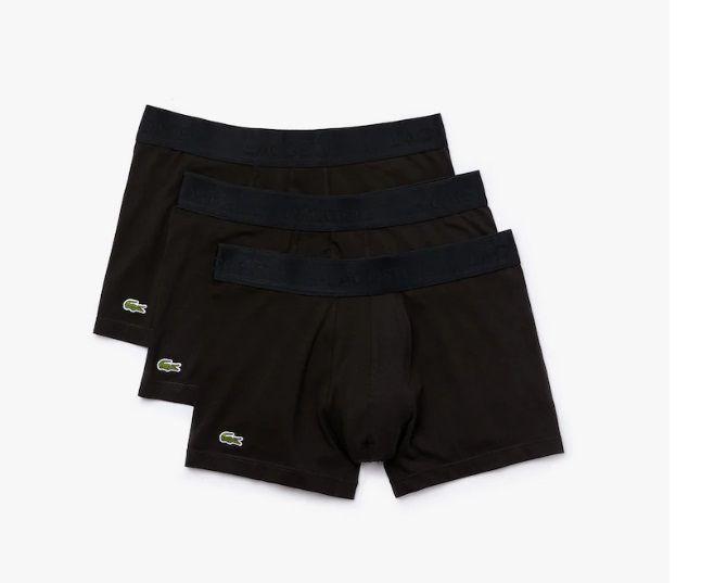 Pack de 3 boxers casuais Lacoste