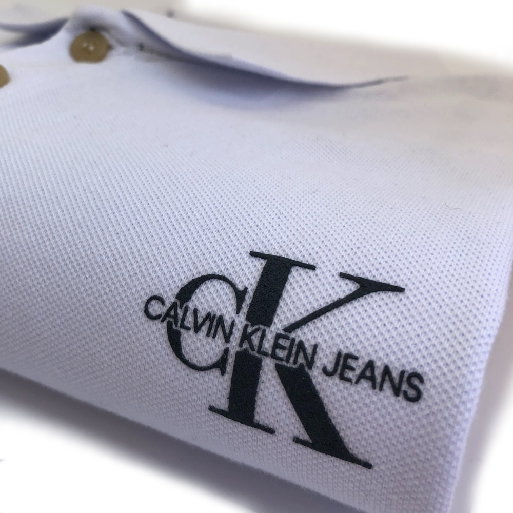 Polo Calvin Klein Jeans , Regular Fit, Sustainable