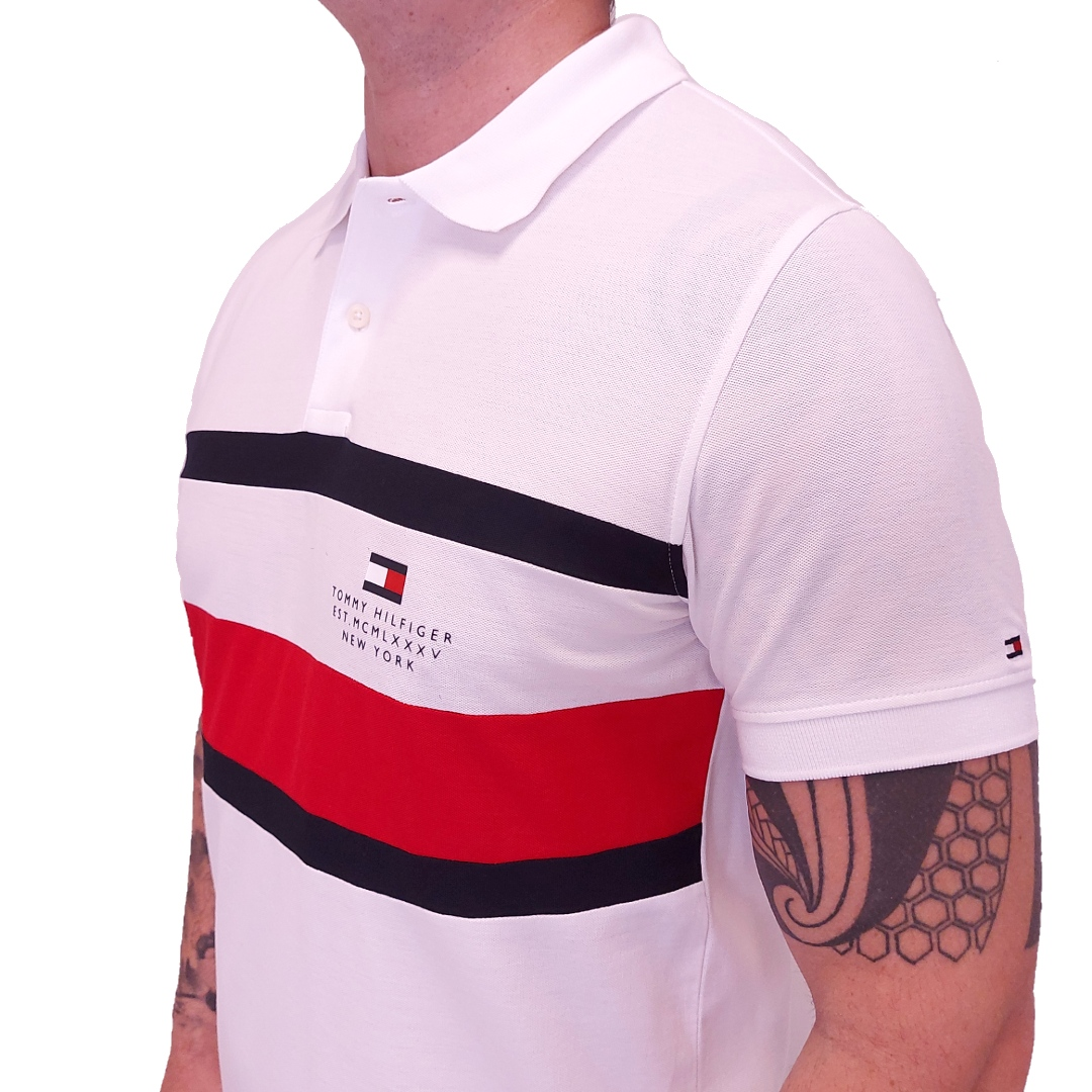 Polo Tommy Hilfiger New york