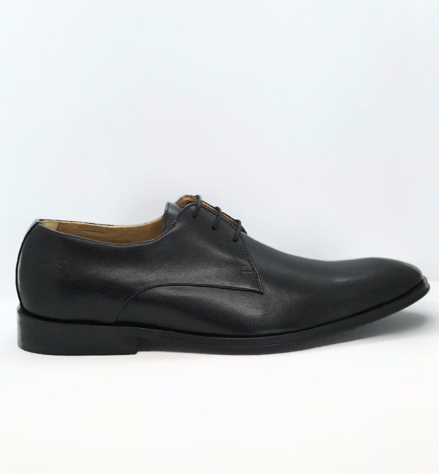 Sapato Social Quadra 10 couro