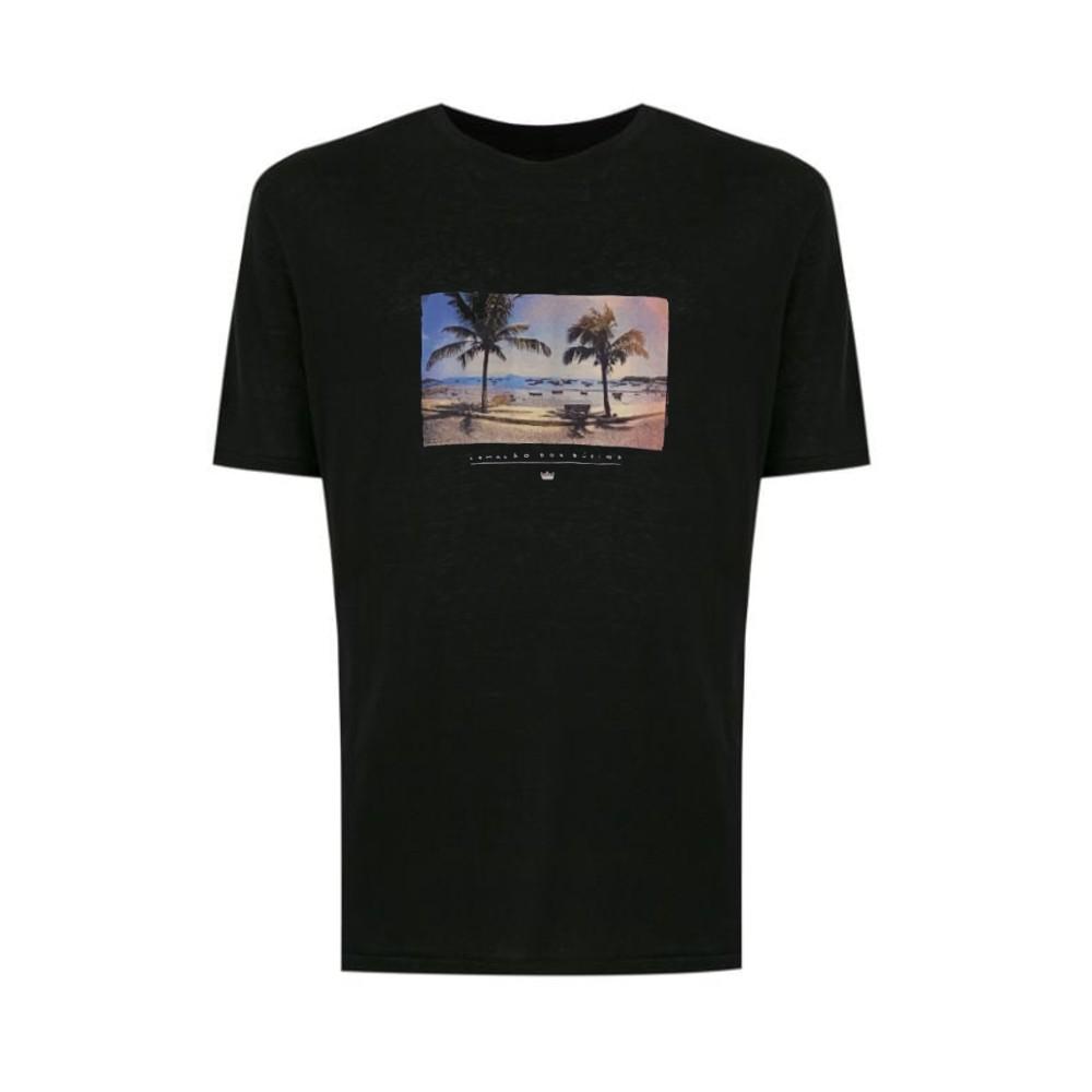 T-shirt Osklen Armação Búzios