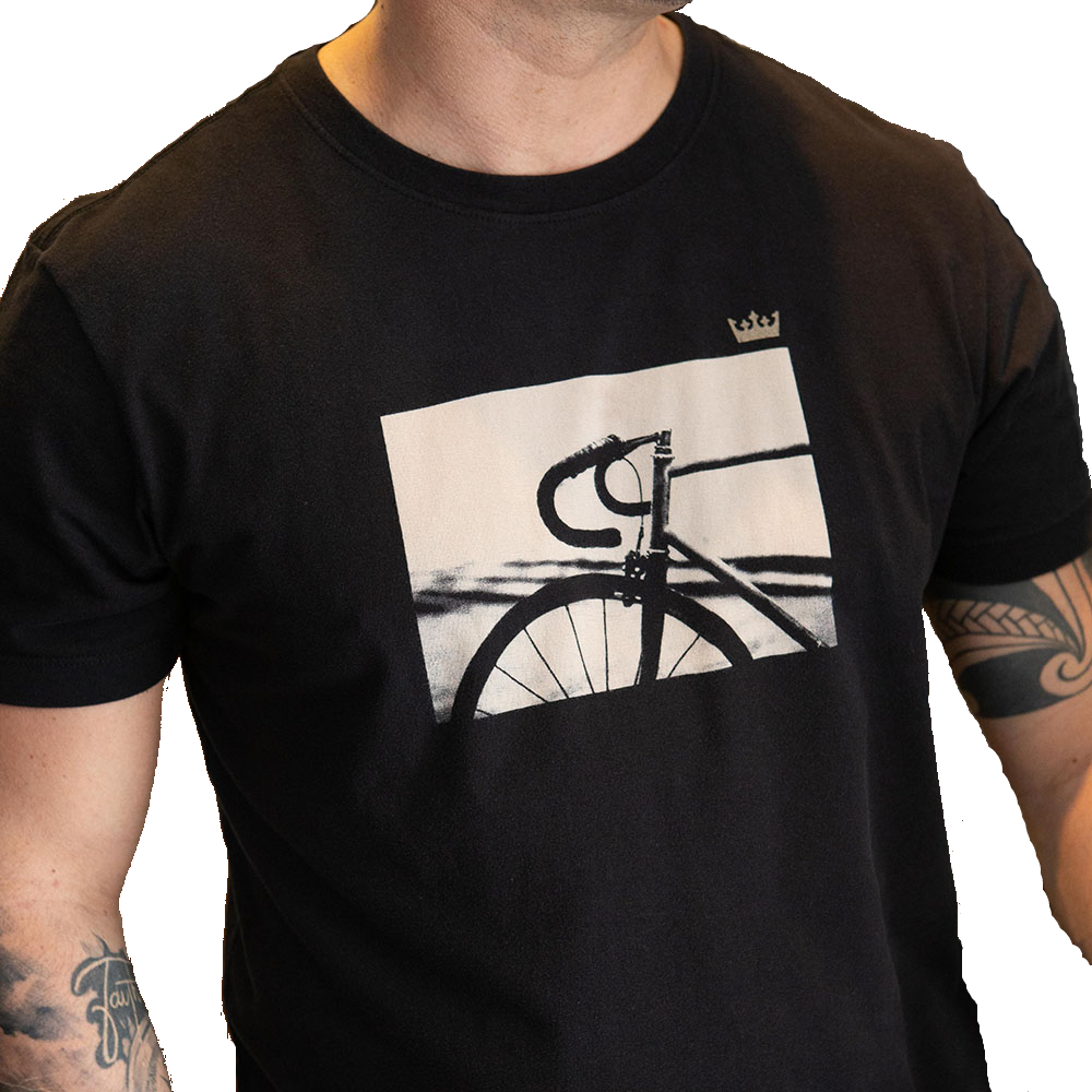 Camiseta Osklen Bike Manga Curta