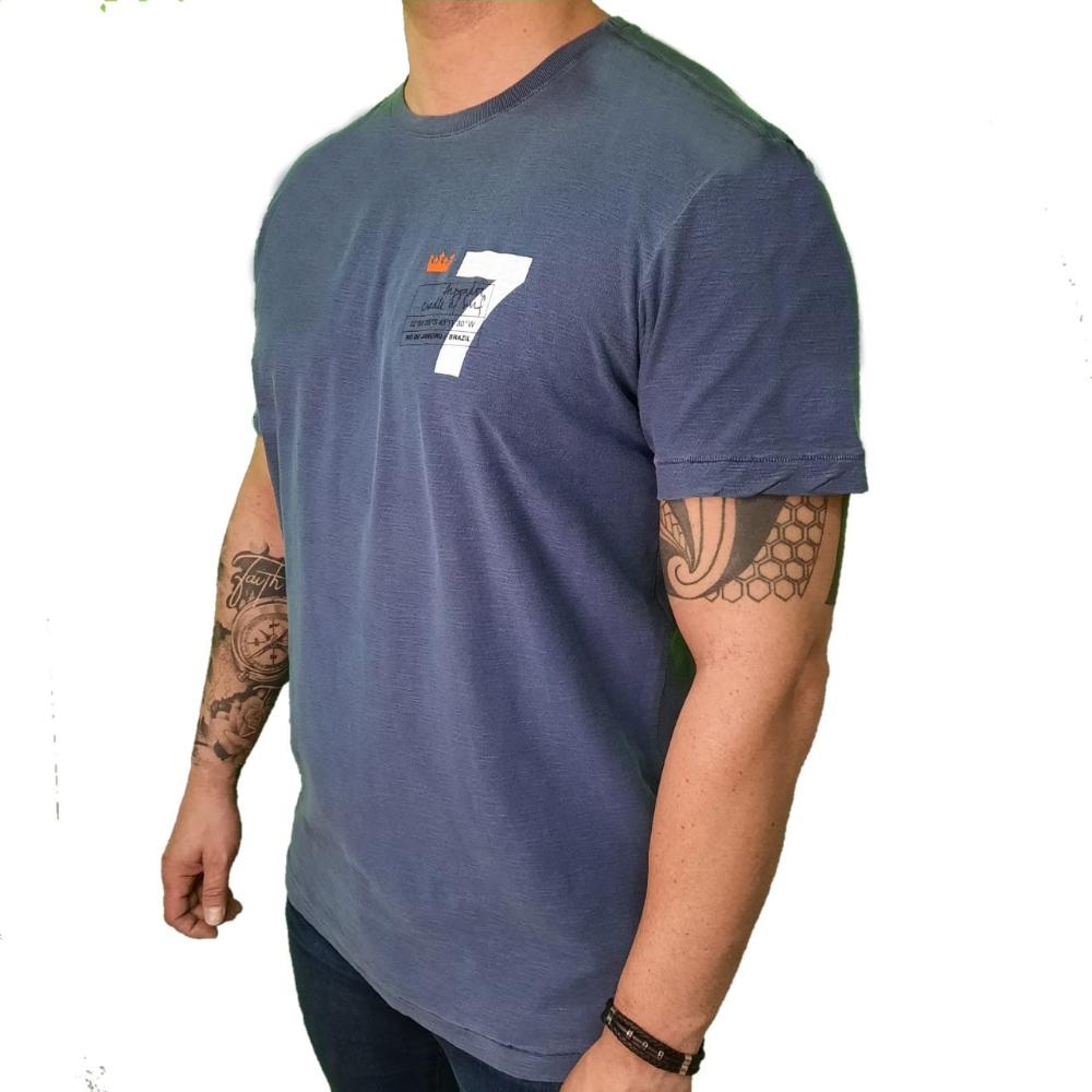 Camiseta Osklen Rough 7 Arpoador