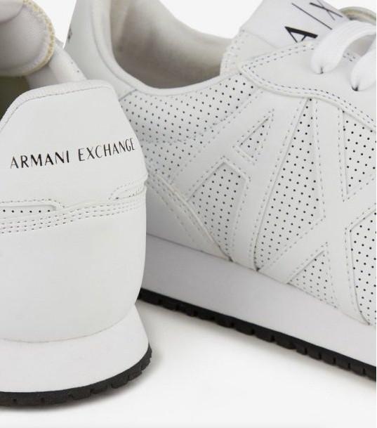 Tênis Armani Exchange Branco