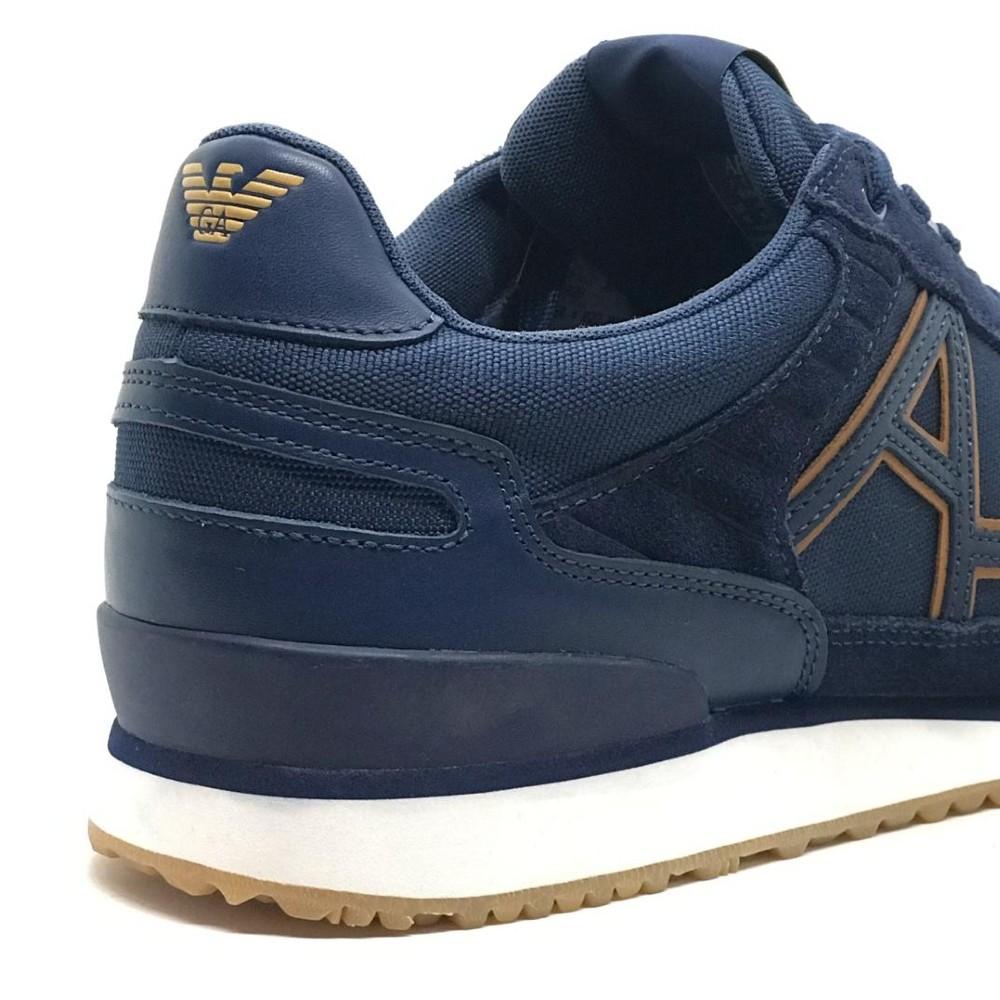 Tênis Armani Jeans azul