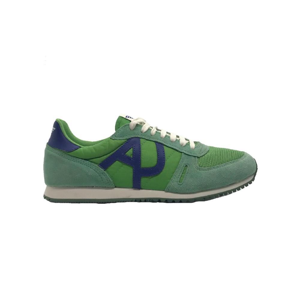 Tênis Armani Jeans verde