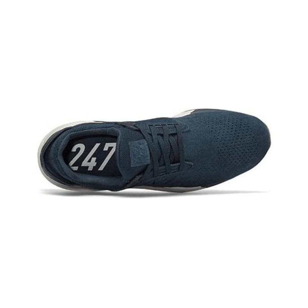Tênis New Balance 247 luxe azul marinho